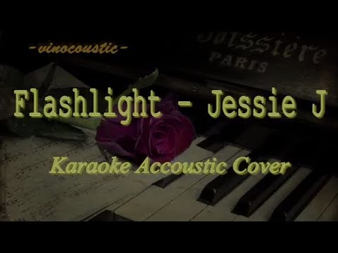 Jessie J - Flashlight Karaoke Akustik