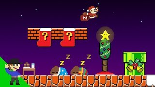 A very Mario Christmas Level UP 2017 Holiday Special