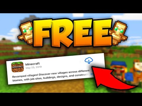 How To Download Minecraft Pocket Edition For FREE On IOS/Android! (2019 WORKING) (LEGAL)