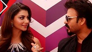Vivek Oberoi pulls Urvashi Rautela's leg | Bollywood News | #TMT