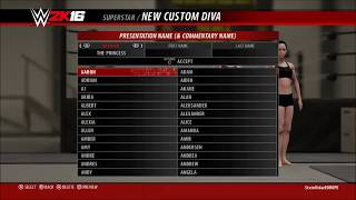 WWE 2K16: All the Names (PS4)