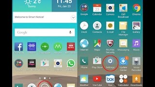 how to enable add or change any language to android device