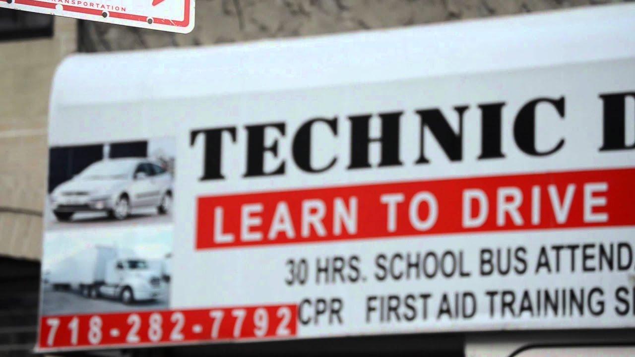 Technic Driving School Brooklyn NY