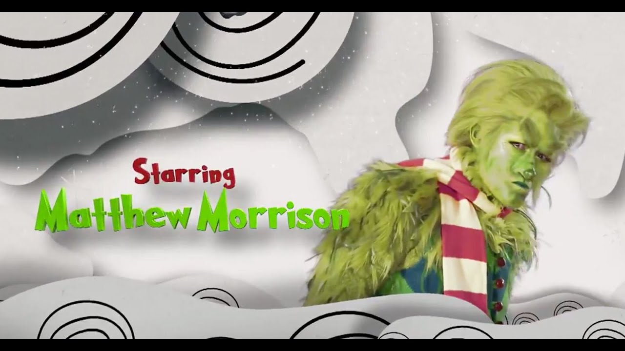 Matthew Morrison Is Unrecognizable in NBC's Teaser for Upcoming ...