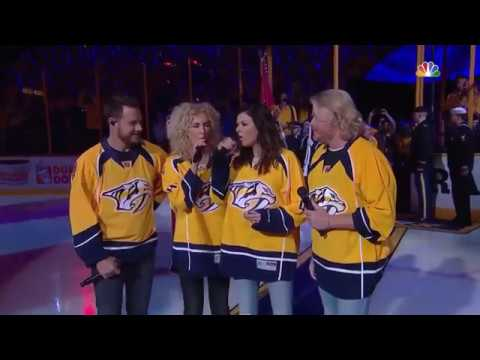 National Anthem - Little Big Town