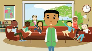 Vad händer nu? En film för ensamkommande barn på HVB.
