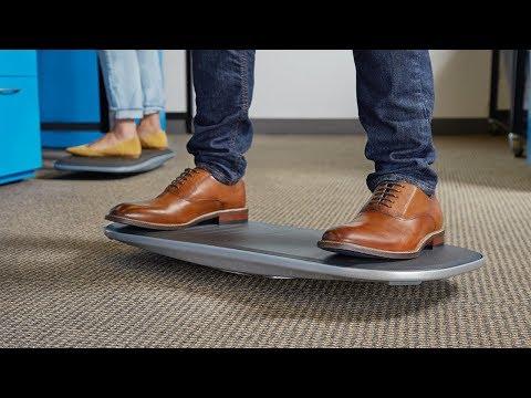FluidStance   Standing Desk Balance Board