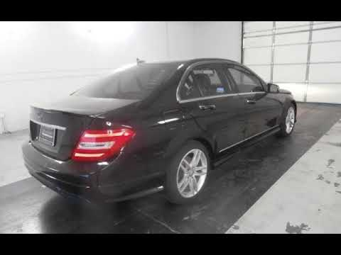 2014 Mercedes-Benz C 250 Sport for sale in LOS ANGELES, CA