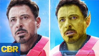 Tony Stark May Have Been A Skrull After All