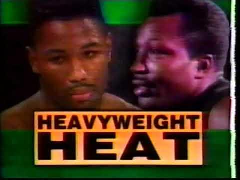 Lennox Lewis vs Mike Weaver