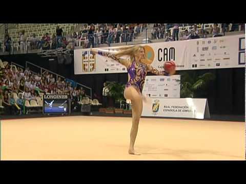 Olga Kapranova   2008 WC Final Benidorm Gala