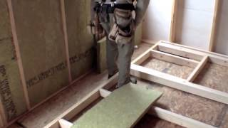 Double Wall Framing