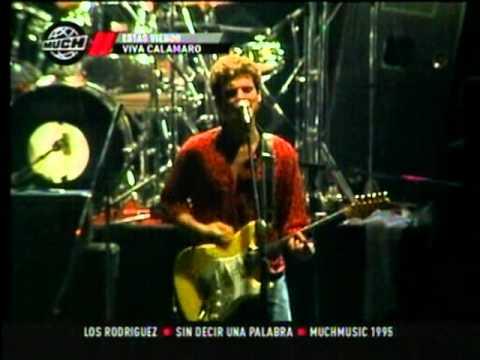 A los ojos -Andres Calamaro & Los Rodriguez- En vivo Gran Rex 1995