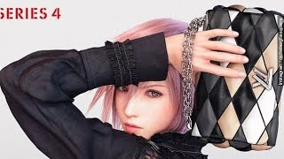 Louis Vuitton Enlists 'Final Fantasy' Character As New Model - Newsy