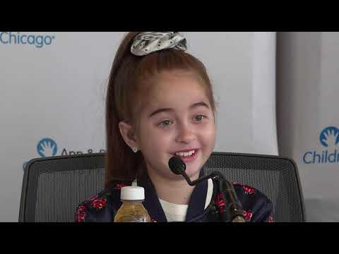Kalisha Perera - Drake Gives A Young Heart Patient An iPhone