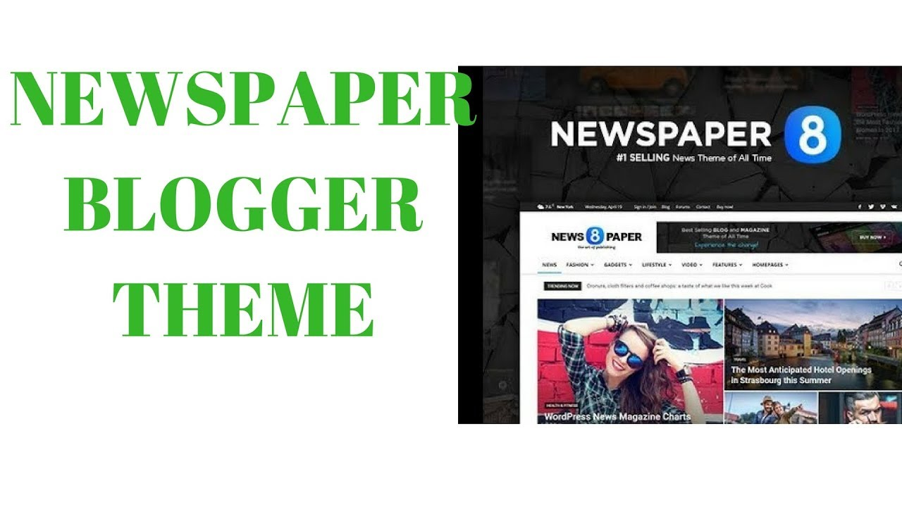 Newspaper Blogger Template Free Download Free Professional Resume
