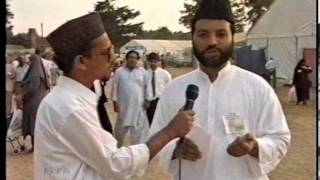 Interviews at Jalsa Salana UK 1999 (Part 3)