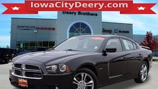 Deery Dodge 2012 Charger For Sale In Iowa