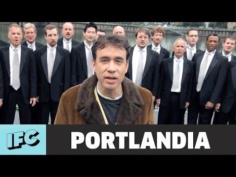 Dream of the 90s  Portlandia  IFC