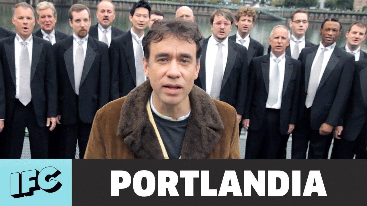 Download Dream of the '90s | Portlandia | IFC