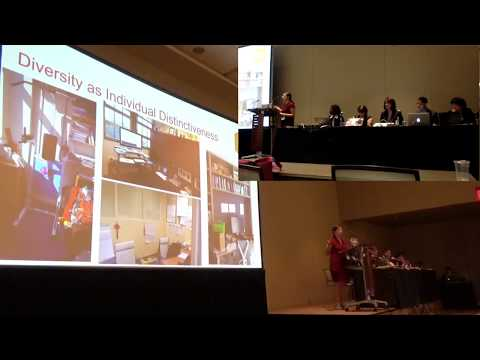 Diversity in Visualization -Panel at the IEEE VIS 2017 Conference, Phoenix, Arizona