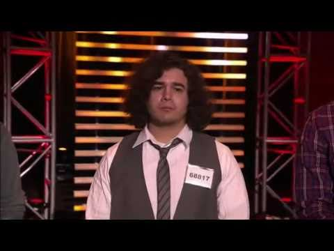 American Idol 10 - Chris Medina - Hollywood Round 1