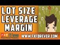 What is Lot Size, Leverage and Margin in Forex in Urdu/Hindi