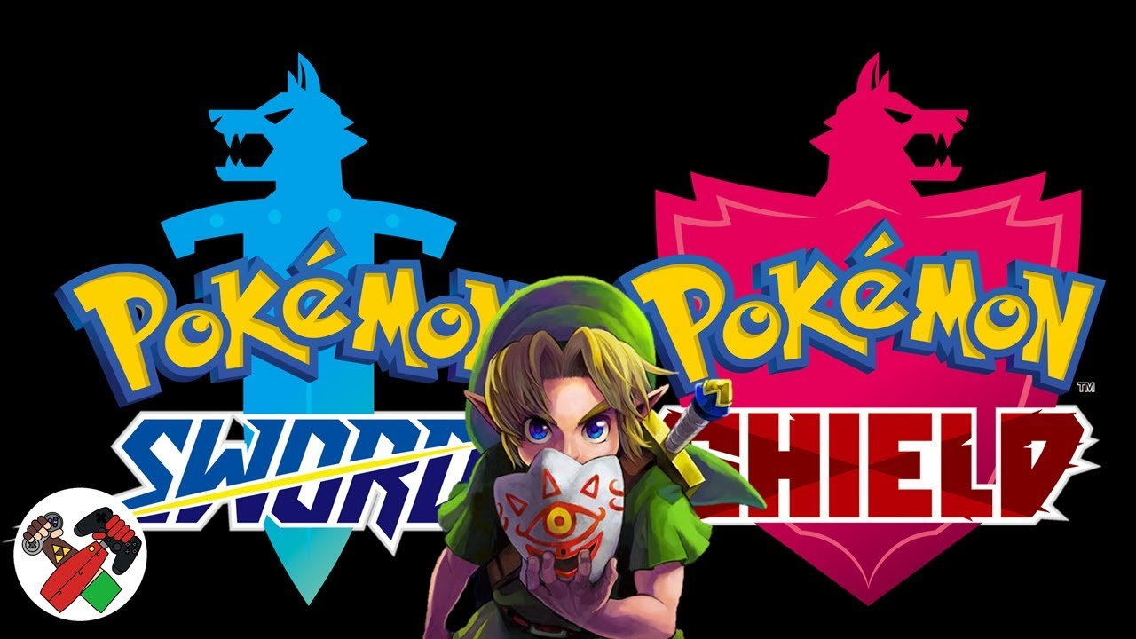 Pokemon Sword Shield Announced Gushing Over Majora S Mask