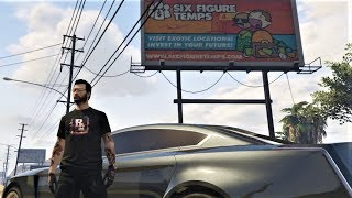 E284 (Part#2) Laid Back Grinding & Discussions With The Sock! - Lets Play GTA5 Online PC 60fps