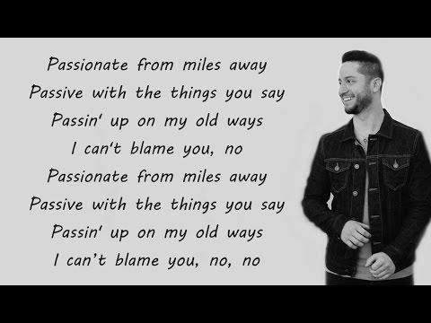 Passionfruit - Drake (Boyce Avenue acoustic cover)(Lyrics)