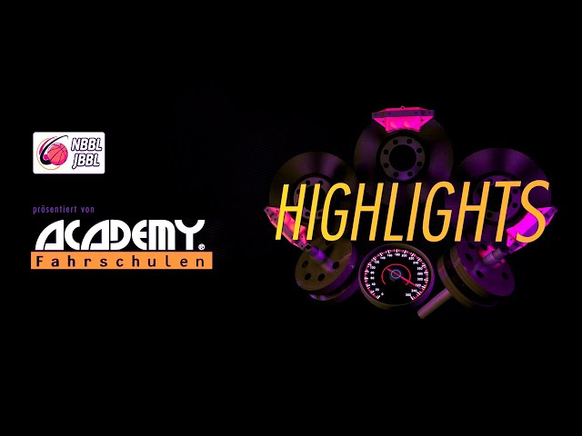 ACADEMY Highlights - Top Plays der Saison