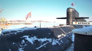 A Day in the Life of a Submarine Crew