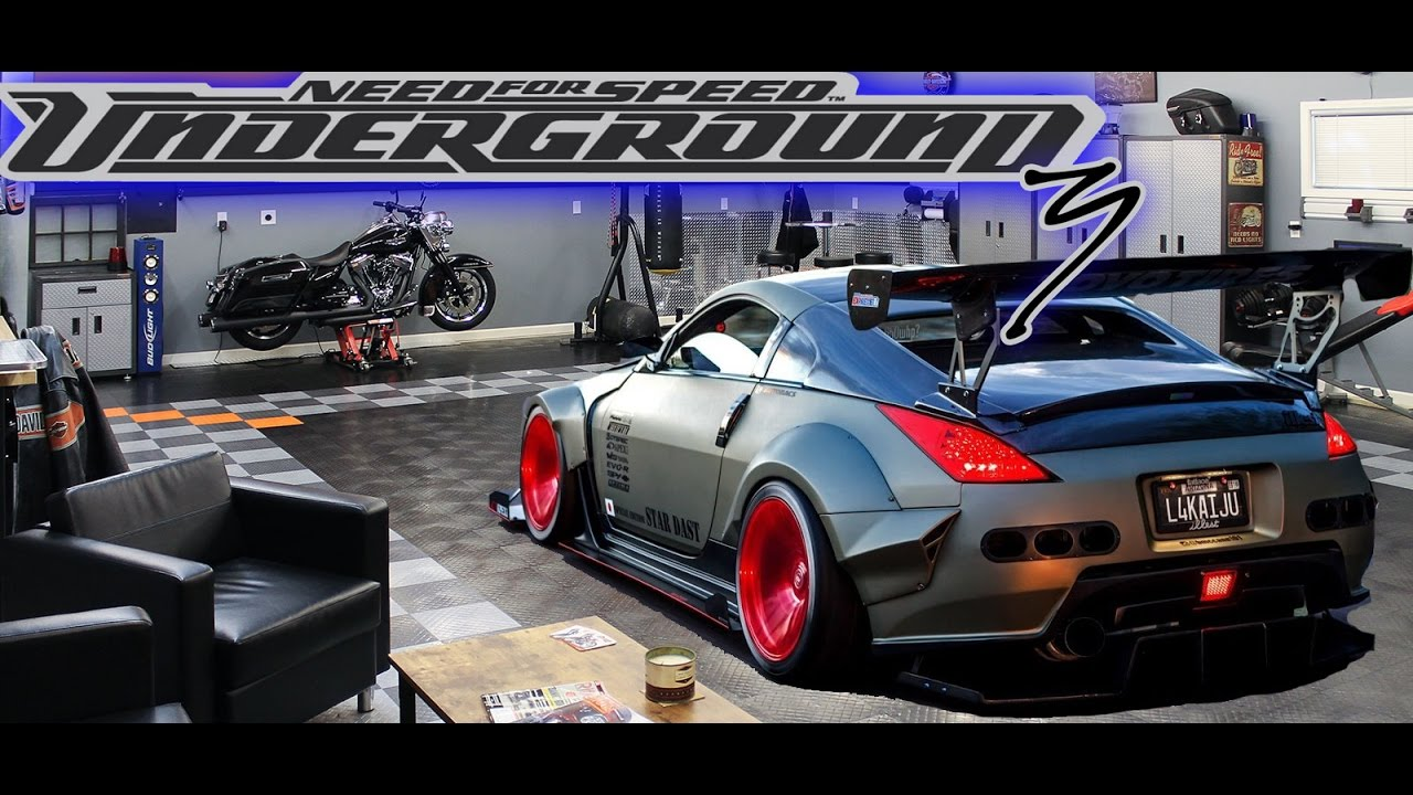Need for Speed: Underground 3 Pre-Alpha review - YouTube
