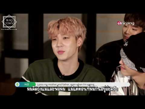 [THAISUB] Pops in Seoul - MADTOWN Interview (2/2)