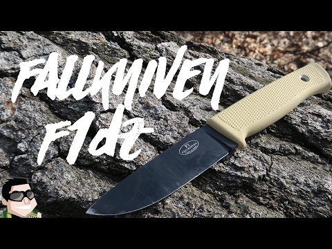 Fallkniven F1 Survival & Camp Knife Review