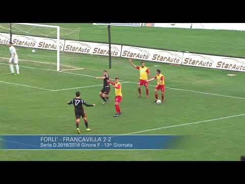 Forlì - Francavilla 2-2