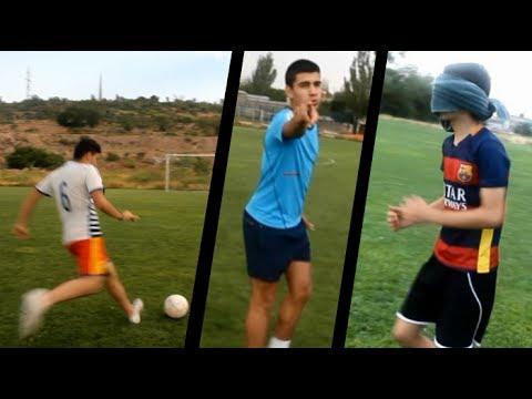 ԿՈՒՅՐ ՖՈՒՏԲՈԼԻՍՏԸ / ՖՈՒՏԲՈԼԱՅԻՆ ՉԵԼԵՆԴԺ // Football challenge