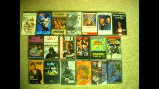 The Hip Hop Cassette & Cassette Single Collection (VC)