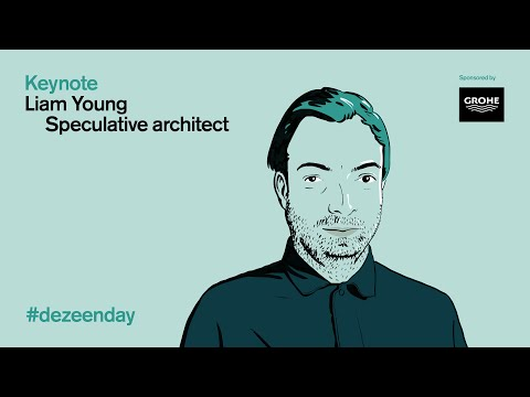 Liam Young keynote   Dezeen Day 2019
