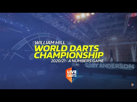 William Hill World Darts Championship 2020/21 Stats – Averages, 180s, Checkouts and more