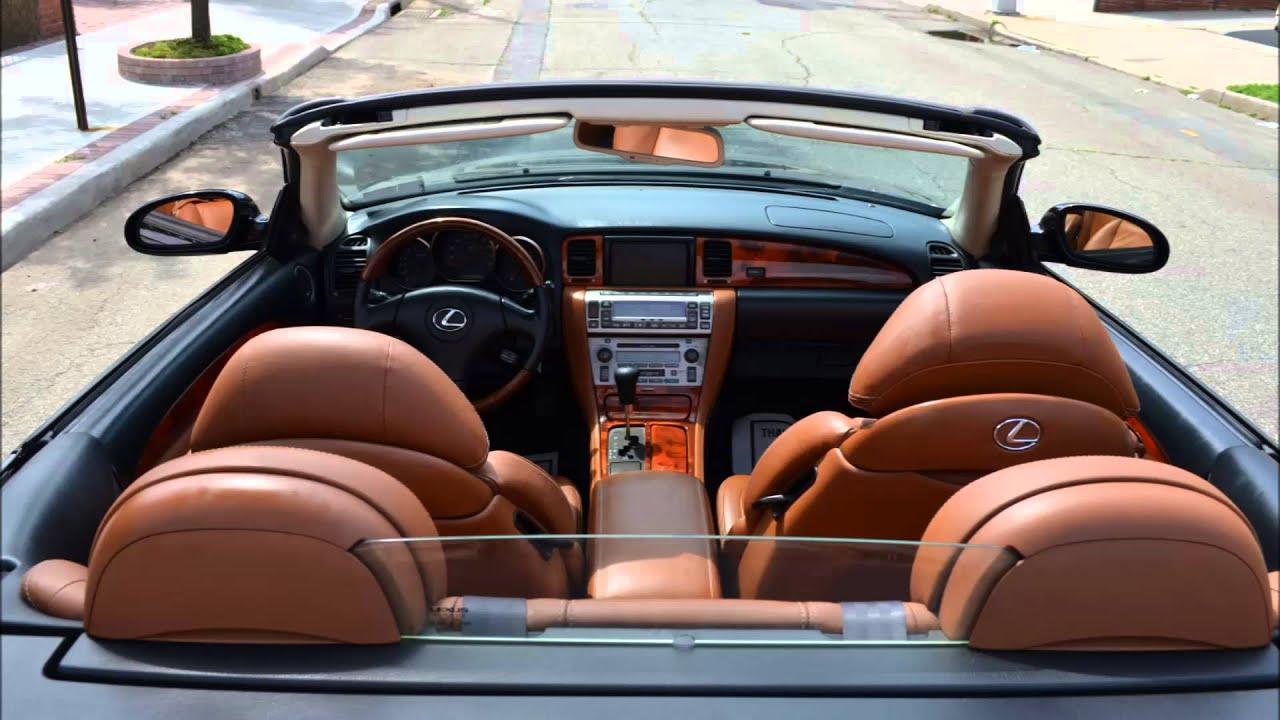 2003 lexus sc430 highclassautousa com