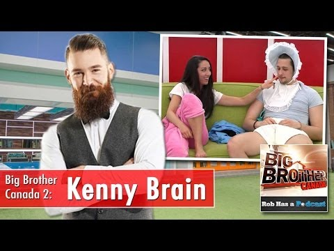 Big Brother Canada 2014: Kenny Brain Interview on the Episode 24 Recap
