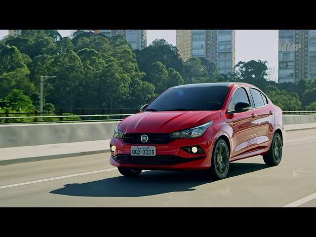 Fiat Cronos 2020 chega na versão HGT 1.8 AT