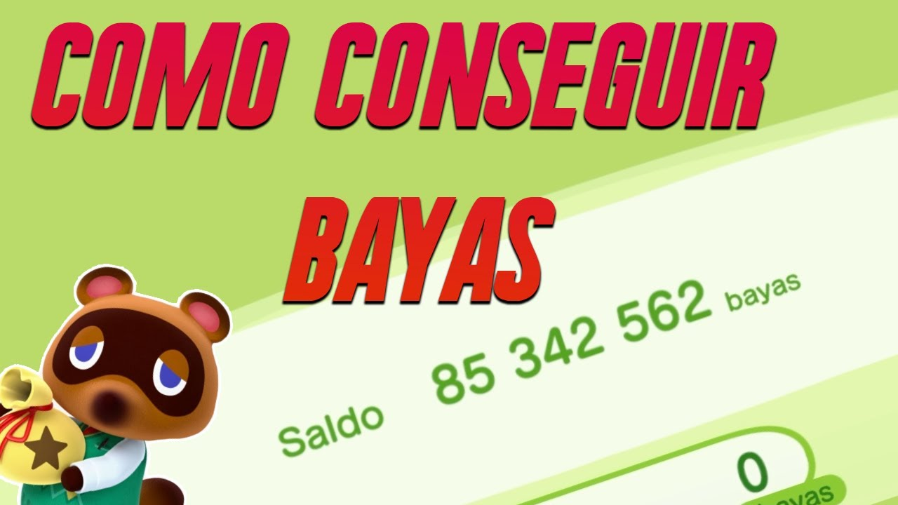 ?CÓMO CONSEGUIR BAYAS RÁPIDAMENTE? -  Animal Crossing New Horizons