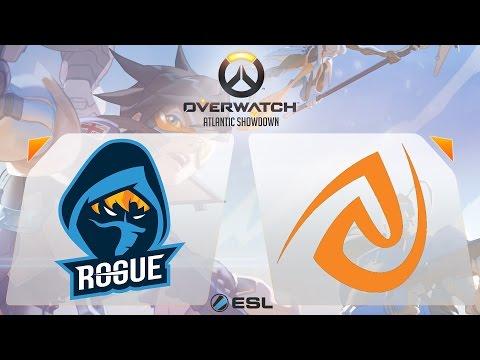 Overwatch - Rogue vs. Reunited - Overwatch Atlantic Showdown - Gamescom Finals - Group B