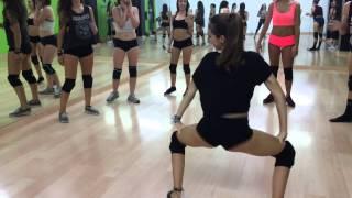 TWERK CLASS// ON DANCE STUDIOS// BUBBLE BC