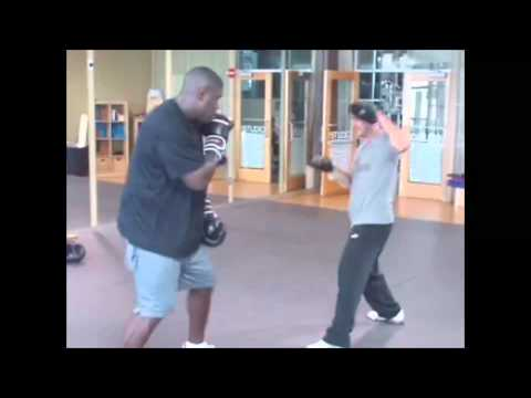 Boxing w/ Big Willie Anderson