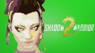 BANTUIT DE O FEMEIE / Shadow Warrior 2