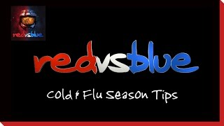 Cold & Flu Season Tips PSA - Red vs. Blue Season 3