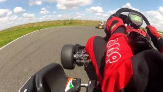 Karting Arvillers course minimotorace x30